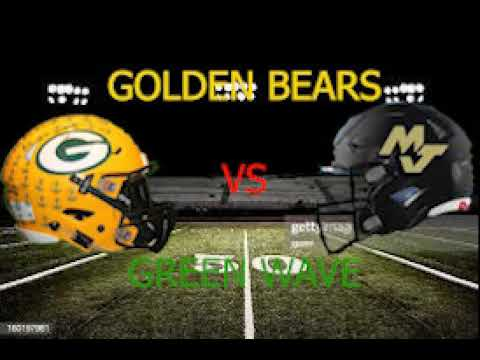 Green Wave vs. Golden Bears